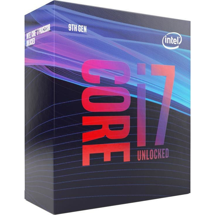 Intel Core i7-9700KF Box (BX80684I79700KF)