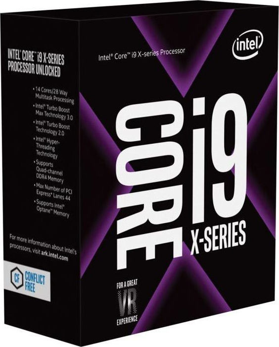 Intel Core i9-9940X Box (BX80673I99940X)