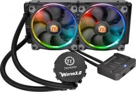 Thermaltake Water Cooling Water 3.0 Riing RGB 240 (CL-W107-PL12SW-A)