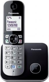 Panasonic KX-TG6811 Black (KX-TG6811GB)