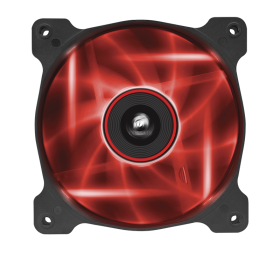 Corsair AF120 LED Red Quiet Edition 120mm (CO-9050015-RLED)