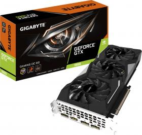 Gigabyte GeForce GTX 1660 6GB Gaming OC (GV-N1660GAMING OC-6GD)