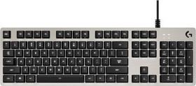 LOGITECH Keyboard Gaming G413 Silver (920-008476)