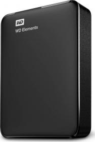 Western Digital Elements Portable 1TB (WDBUZG0010BBK-WESN)